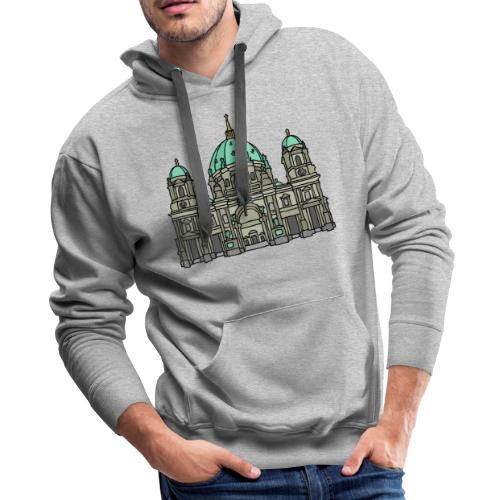 Berlin Cathedral - Men's Premium Hoodie