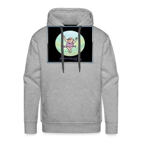 tutu much t-shirt - Men's Premium Hoodie