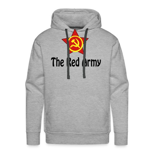 The Red Army - Men's Premium Hoodie