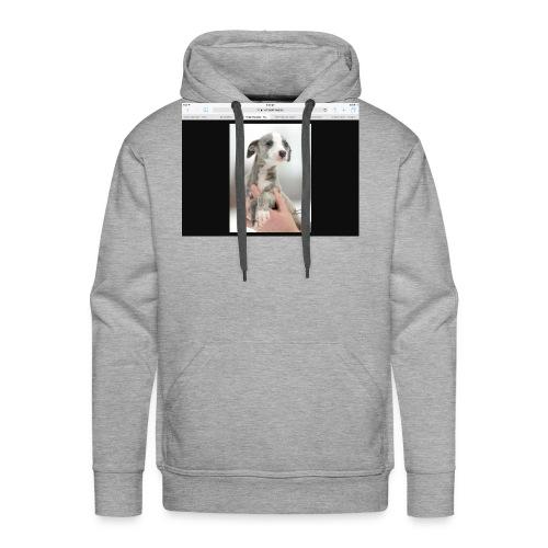 Whippet - Men's Premium Hoodie