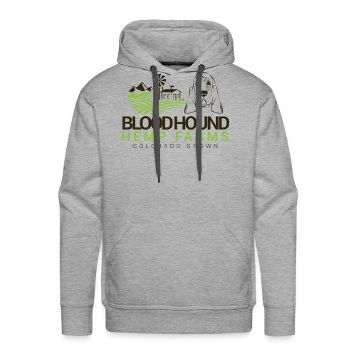 BloodhoundHempFarms - Men's Premium Hoodie