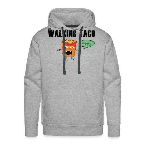 The Walking Taco - Men's Premium Hoodie