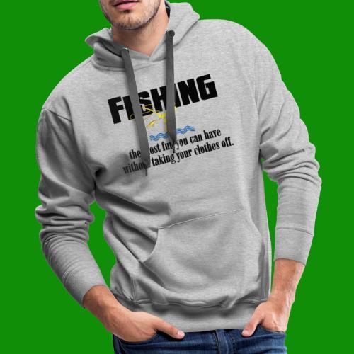 Fishing Fun - Men's Premium Hoodie