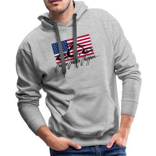 OCC America - Men's Premium Hoodie