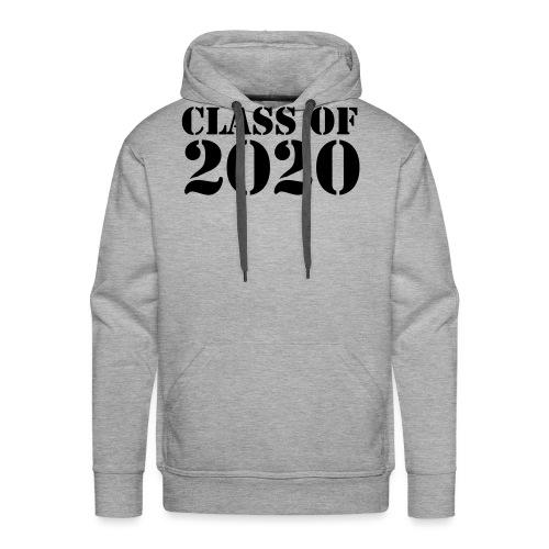 Class of 2020 - Men's Premium Hoodie