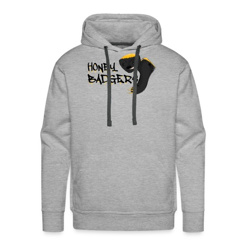 Honey badgers - Men's Premium Hoodie
