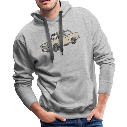 Trabant (papyrus car) - Men's Premium Hoodie