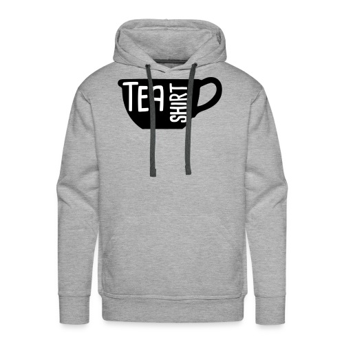 Tea Shirt Black Magic - Men's Premium Hoodie