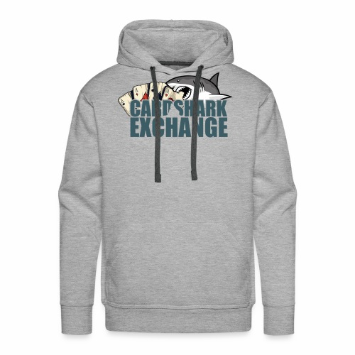 Card Shark 2 - Men's Premium Hoodie