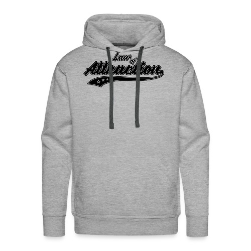 Attraction - Men's Premium Hoodie