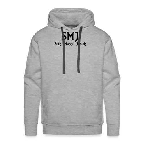 SMJ Shirt - Men's Premium Hoodie