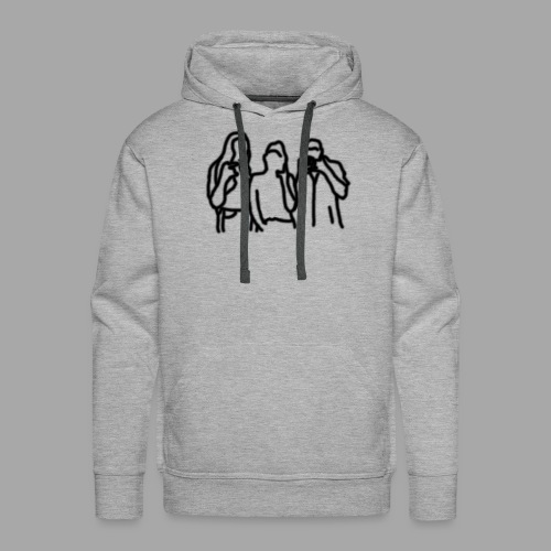 Bad Bitches - Men's Premium Hoodie