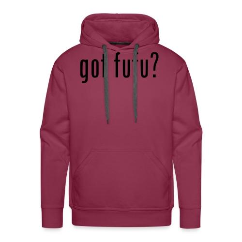 gotfufu-black - Men's Premium Hoodie