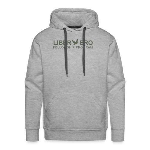 LiberEro logo - Men's Premium Hoodie