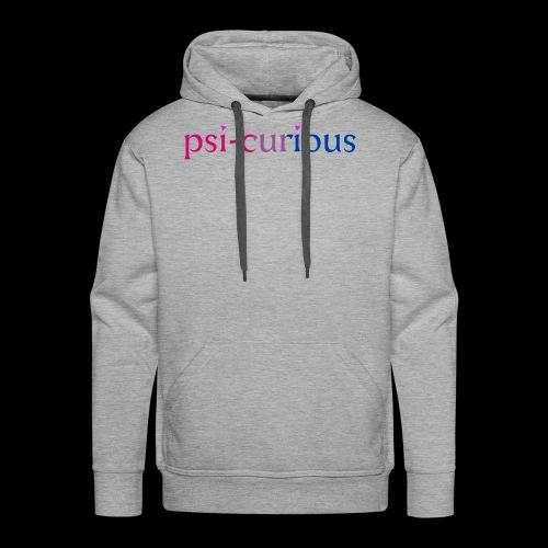psicurious - Men's Premium Hoodie