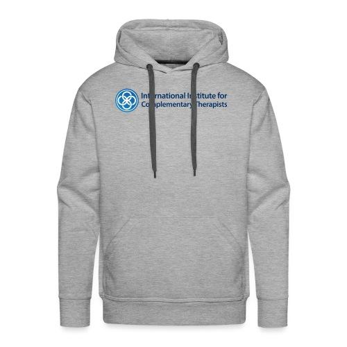 The IICT Brand - Men's Premium Hoodie