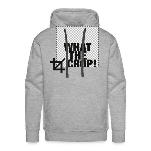 What the Crop! - Men's Premium Hoodie