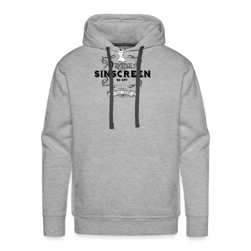 O'Riginal's Sinscreen - Men's Premium Hoodie