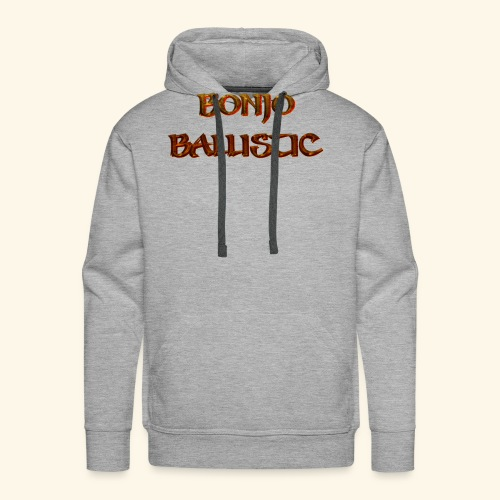 BonjoBallistic - Men's Premium Hoodie