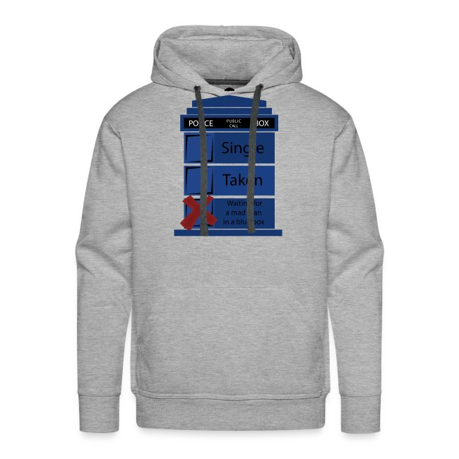 Doctor who hoodie| relationship status