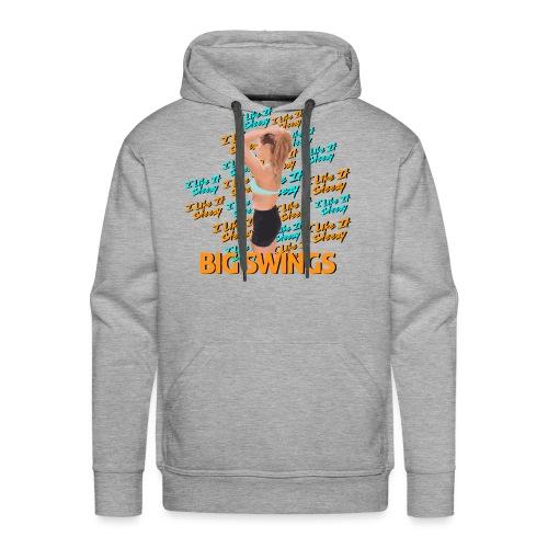 I Like It Steezy - Men's Premium Hoodie