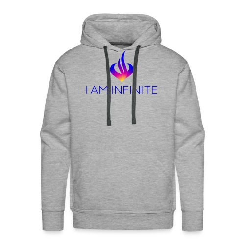 I Am Infinite - Men's Premium Hoodie