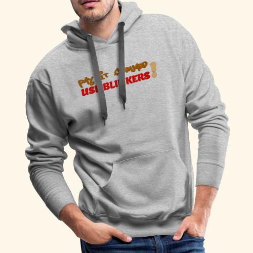 safety First 7 Merch - Men's Premium Hoodie