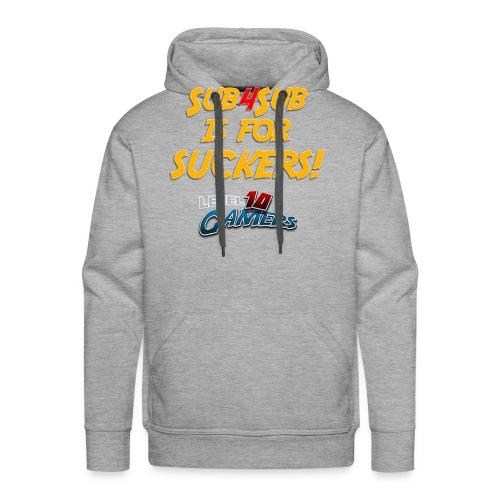 Anti Sub4Sub - Men's Premium Hoodie