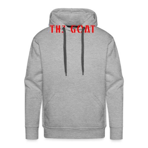 GREEK GOAT - Men's Premium Hoodie