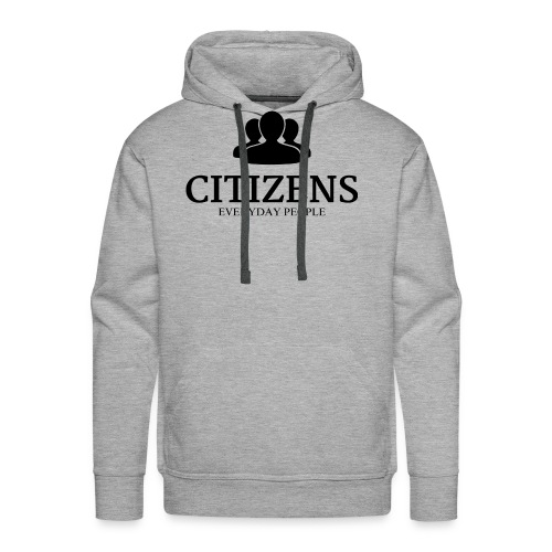 Citizens Sweaters - Men's Premium Hoodie