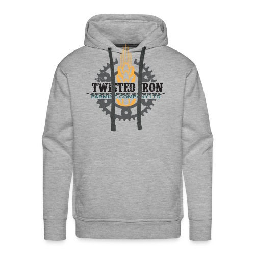 Twisted Iron Farming Co - Men's Premium Hoodie