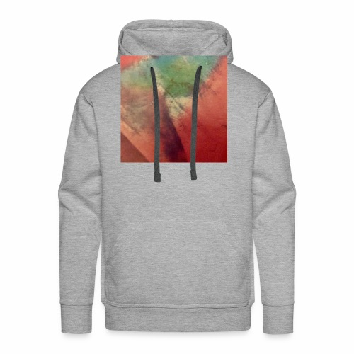 Abstraction - Men's Premium Hoodie
