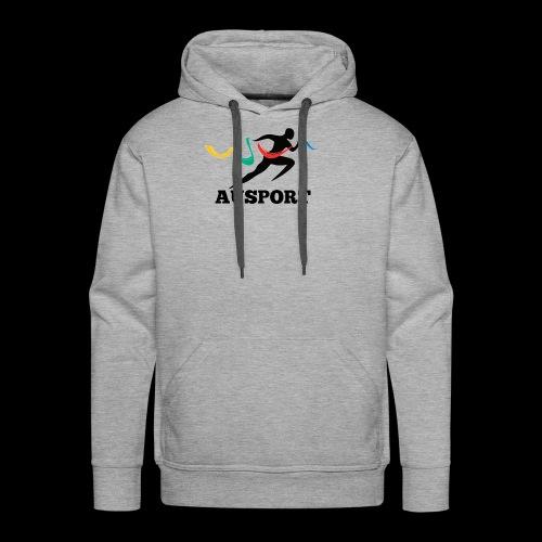 AUSPORT - Men's Premium Hoodie