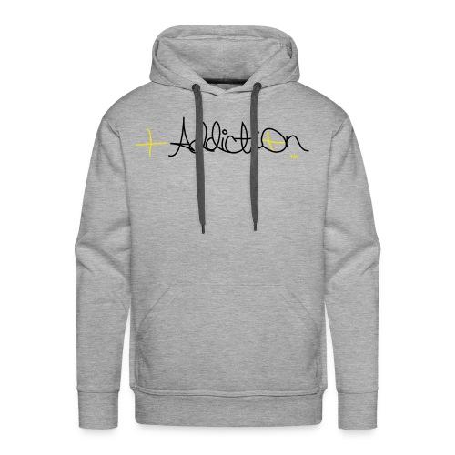 Positive Addiction Hoodie - Men's Premium Hoodie