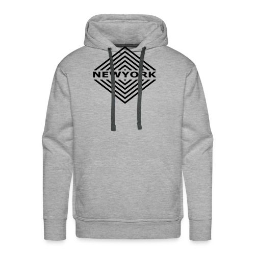 Newyork City by Design - Men's Premium Hoodie