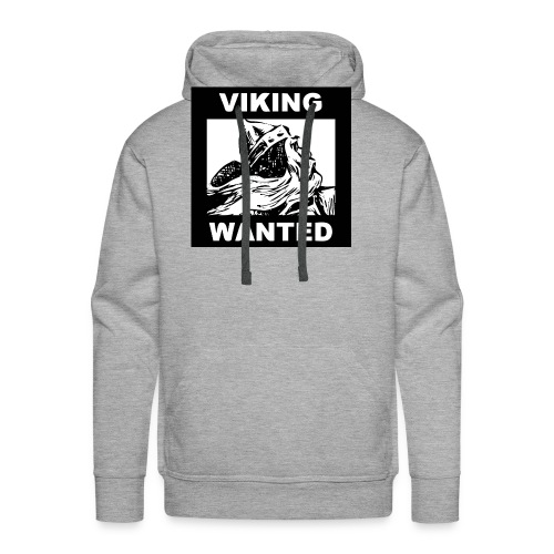 VIKING WANTED - Men's Premium Hoodie