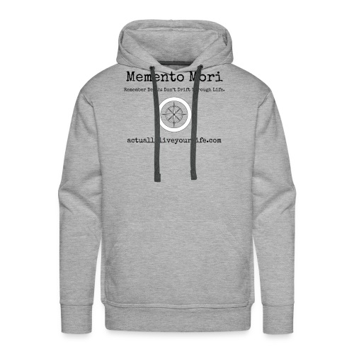 Remember Death - Men's Premium Hoodie