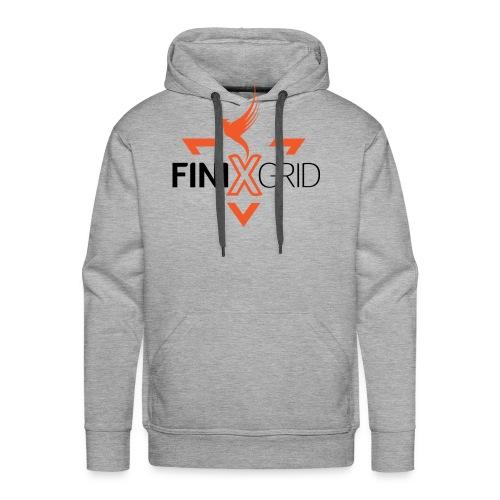 Finix Orange - Men's Premium Hoodie