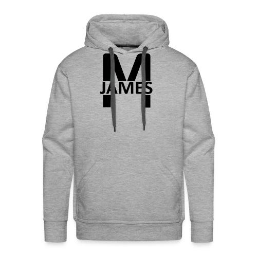 James - Men's Premium Hoodie