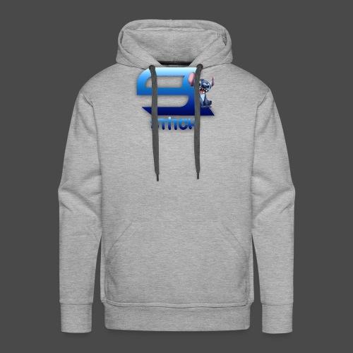 sL Stitch - Men's Premium Hoodie