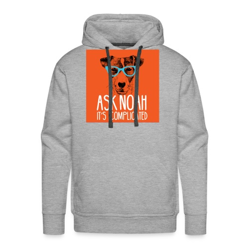 Ask Noah Christian Funk - Men's Premium Hoodie