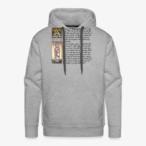 Holy Hand Grenade of Antioch - Men's Premium Hoodie