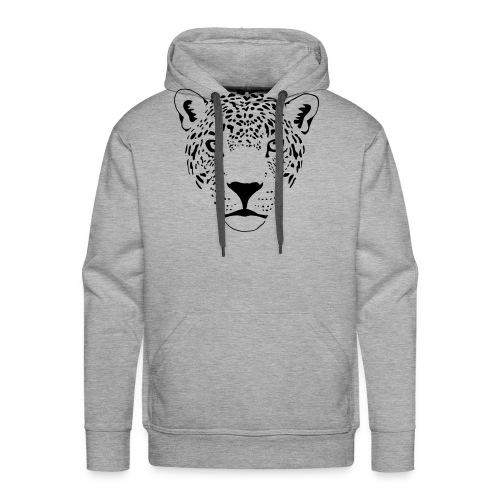 jaguar cougar cat puma panther leopard cheetah - Men's Premium Hoodie