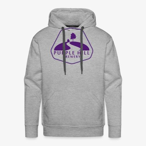 Purple Hill Brewery - Men's Premium Hoodie
