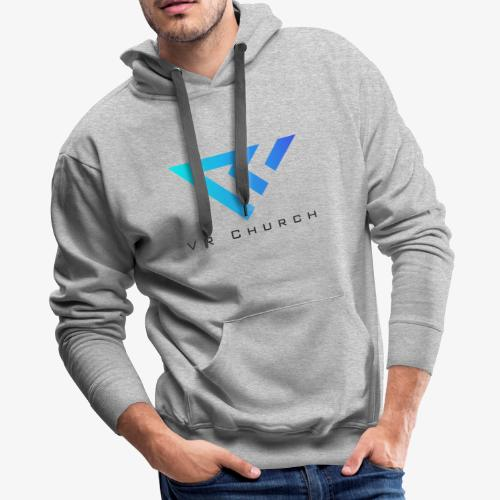 VR Church - Men's Premium Hoodie