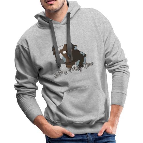 cow1 png - Men's Premium Hoodie