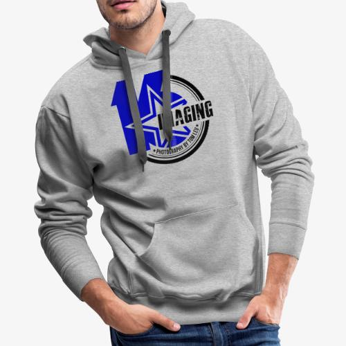16 Badge Color - Men's Premium Hoodie