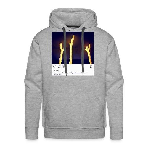 TREE LIGHT - Men's Premium Hoodie