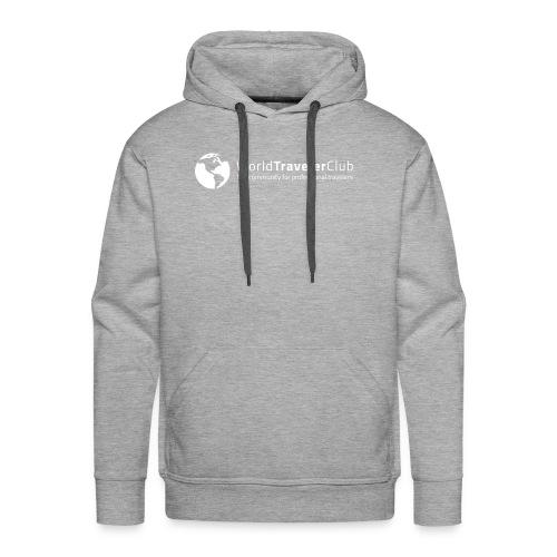 wtc logo - Men's Premium Hoodie