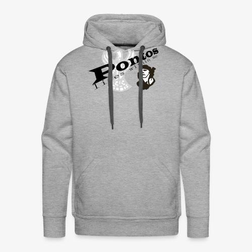 Pontos lives within me. - Men's Premium Hoodie